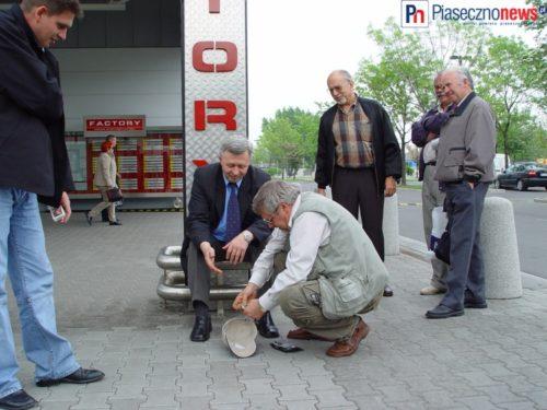 Piaseczyńscy radni w Factory Ursus