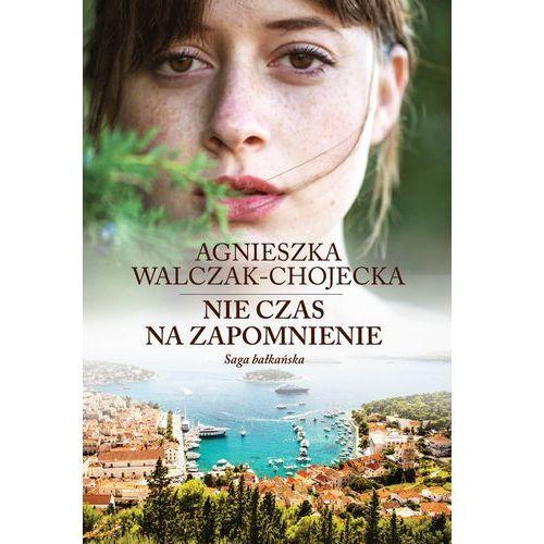 Agnieszka Walczak-Chojecka i jej książka pt.: Nie czas na zapomnienie