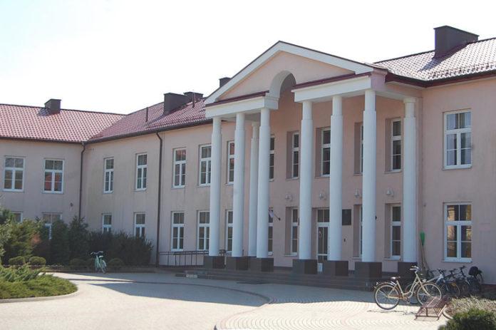 Gimnazjum przy Al. Kalin w Piasecznie