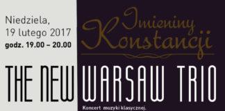 Koncert The New Warsaw Trio