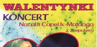Koncert walentynkowy w Lesznowoli