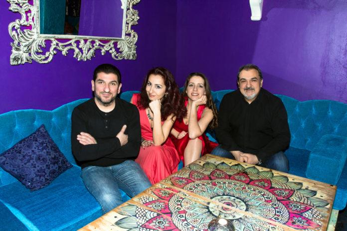 Ormiański kwartet HABIARJAN w Piasecznie