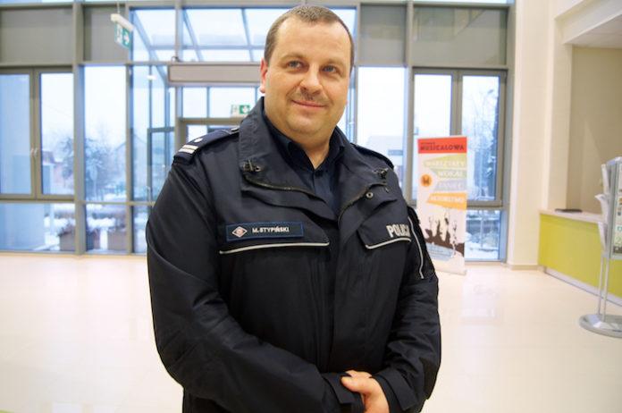Podinsp. Marcin Stypiński