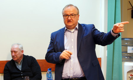 """Prezes Borkowski deklaruje, że realizując strategię """"postara się uratować spółkę uzdrowiskową"""""""