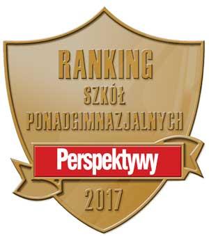Ranking Szkół Ponadgimnazjalnych Perspektywy 2017