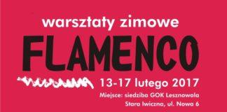 Warsztaty zimowe Flamenco