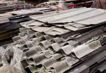 Złóż wniosek i pozbądź się azbestu za darmo