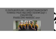 II Ogólnopolski I Międzynarodowy Turniej Piłki Ręcznej Dziewcząt i Chłopców