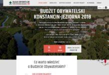 O Budżecie Obywatelskim w Internecie
