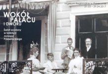 Wokół pałacu i dworu. Wystawa w Muzeum Regionalnym