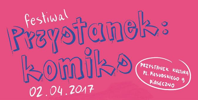 Festiwal komiksowy w Piasecznie