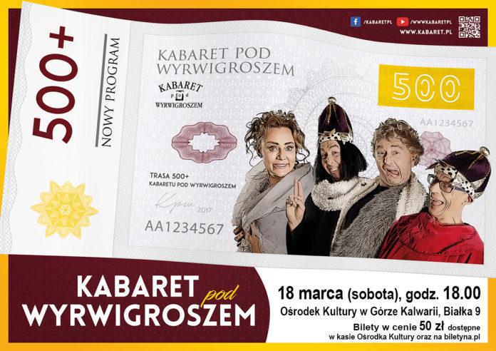 Kabaret pod Wyrwigroszem w Górze Kalwarii