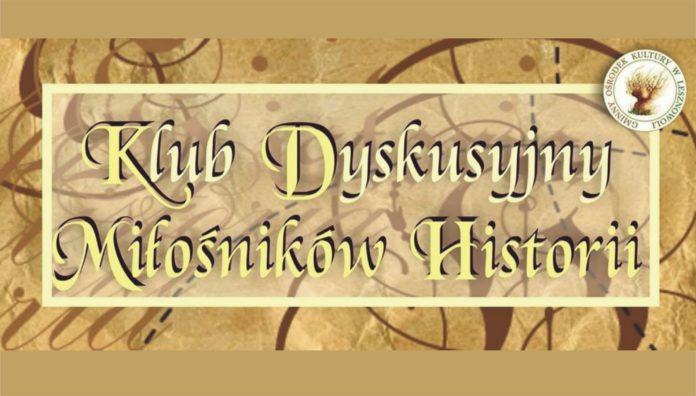 Klub Dyskusyjny Miłośników Historii