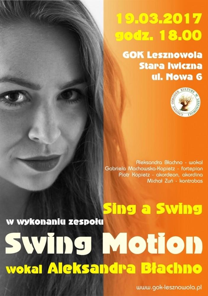 Koncert Swing Motion