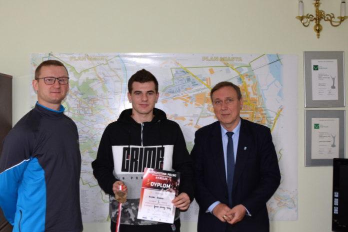 Michał Adamek mistrzem Polski w K-1 Rules