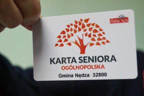 Bezpłatna Karta Seniora już od maja