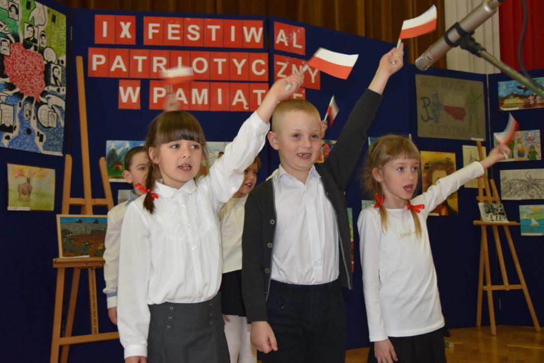 Finał Festiwalu Patriotycznego w Pamiątce