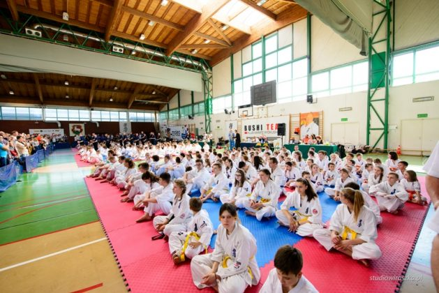 Turniej Karate Kyokushin Mazovia Cup - relacja