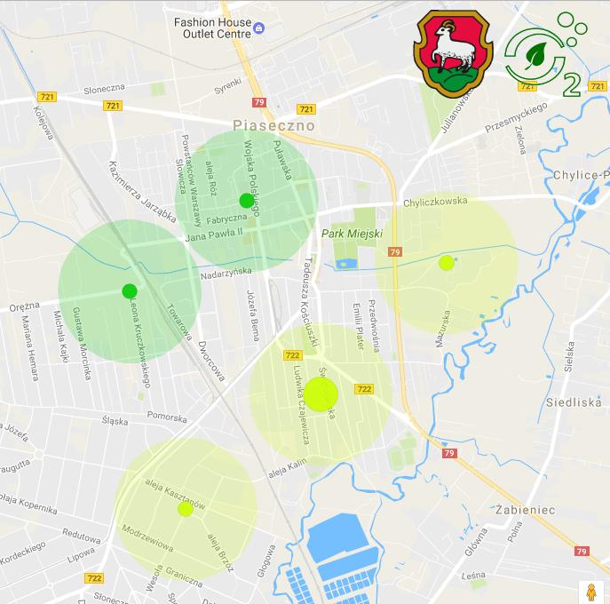 Uruchomienie portalu z wynikami pomiarów zanieczyszczeń powietrza