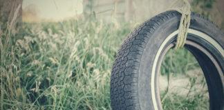Zbiórka zużytych opon samochodowych i rowerowych