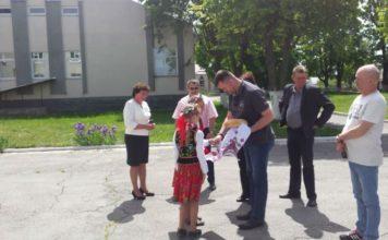Delegacja Powiatu Piaseczyńskiego z wizytą na Ukrainie