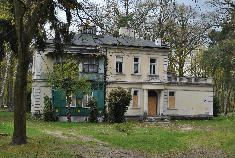 Ogłoszono przetarg na przebudowę i remont willi Kamilin