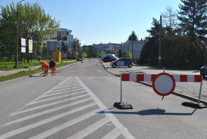 W sobotę 13 maja ul. Bielawska będzie zamknięta