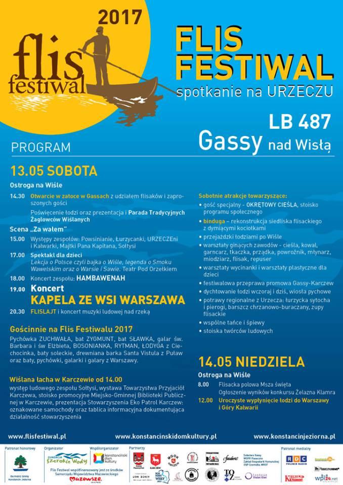 Weekend z Flis Festiwal 2017