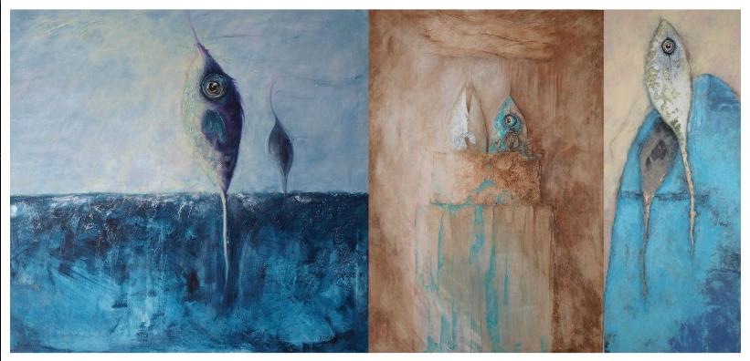 Wystawa Beaty Kwiatkowskiej