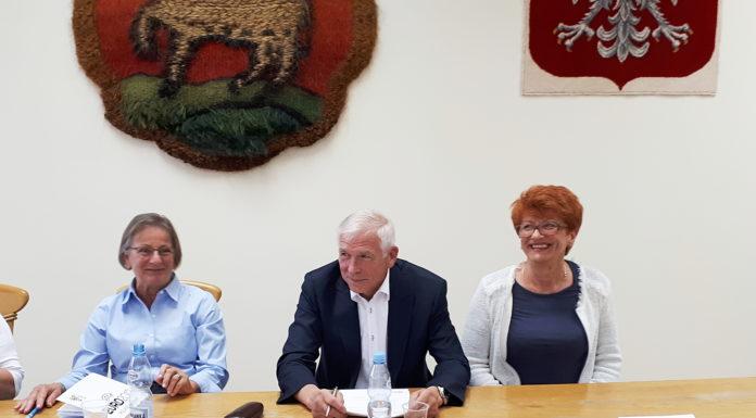 Prezydium Piaseczyńskiej Rady Seniorów wybrane