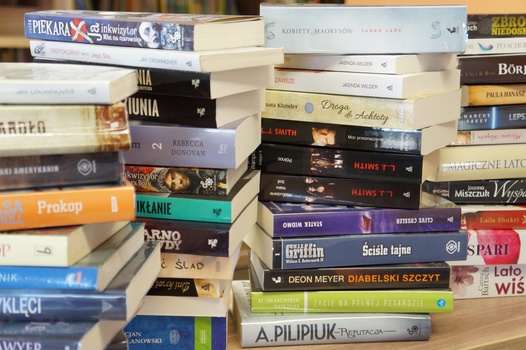 Szkoły otrzymały wsparcie finansowe na zakup książek
