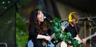 Koncert Marceliny w Parku Zdrojowym