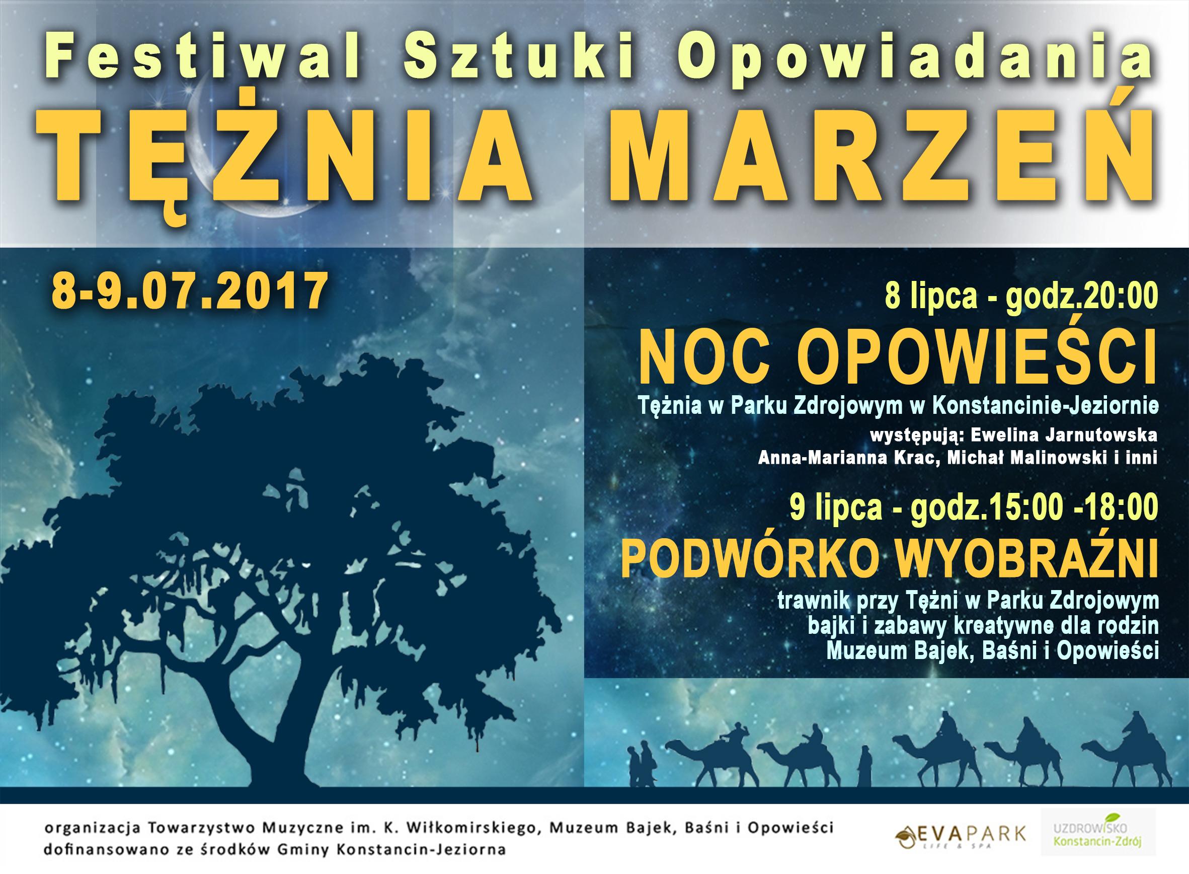Tężnia Marzeń już w ten weekend!