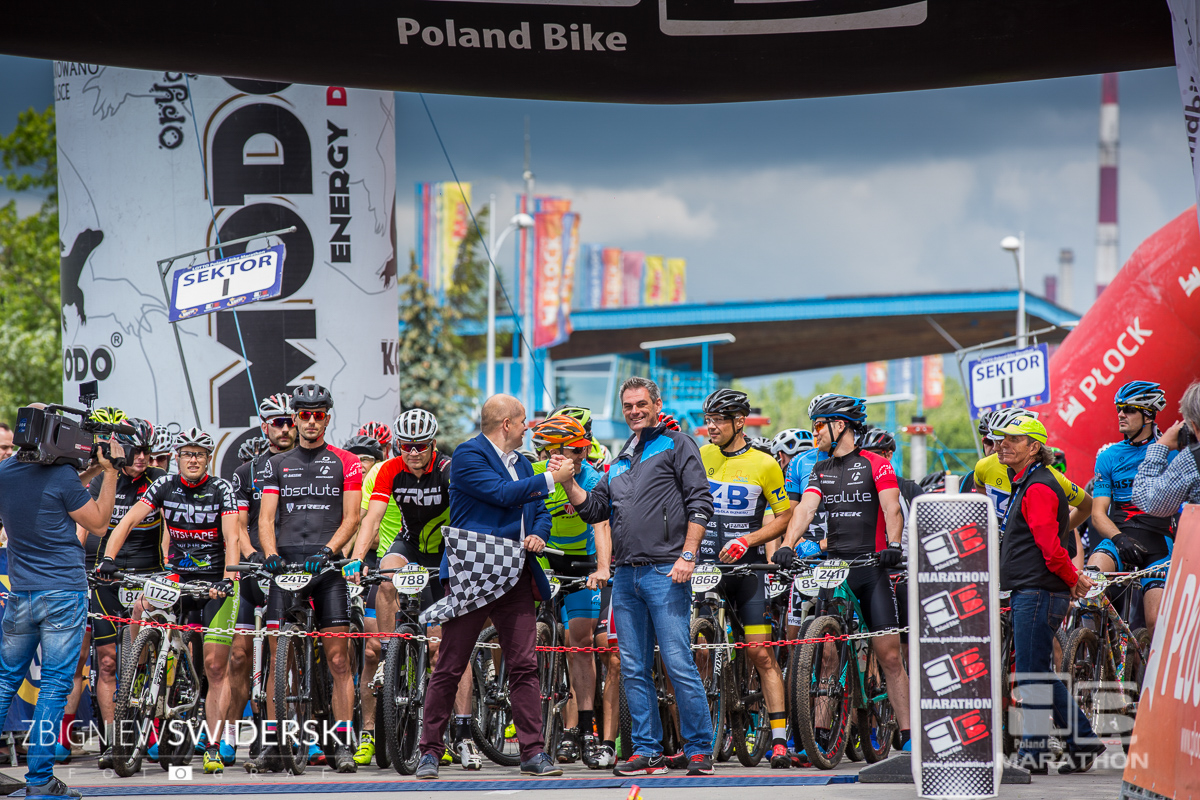 Za nami 10. etap LOTTO Poland Bike Marathon w Płocku