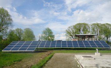 Zakład Gospodarki Komunalnej wybudował nowoczesną instalację fotowoltaiczną