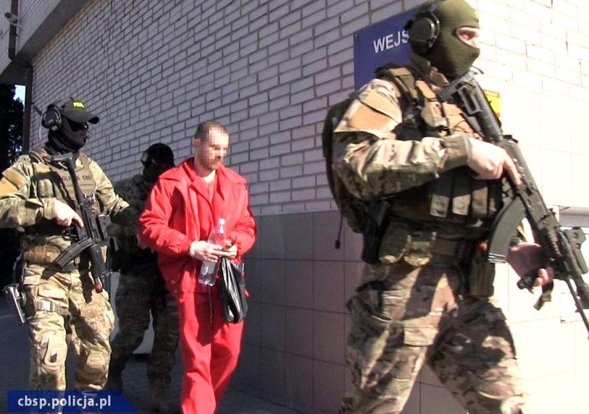 """""""Bukaciak"""" skazany prawomocnie na 25 lat więzienia"""