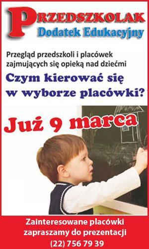 Przedszkolak