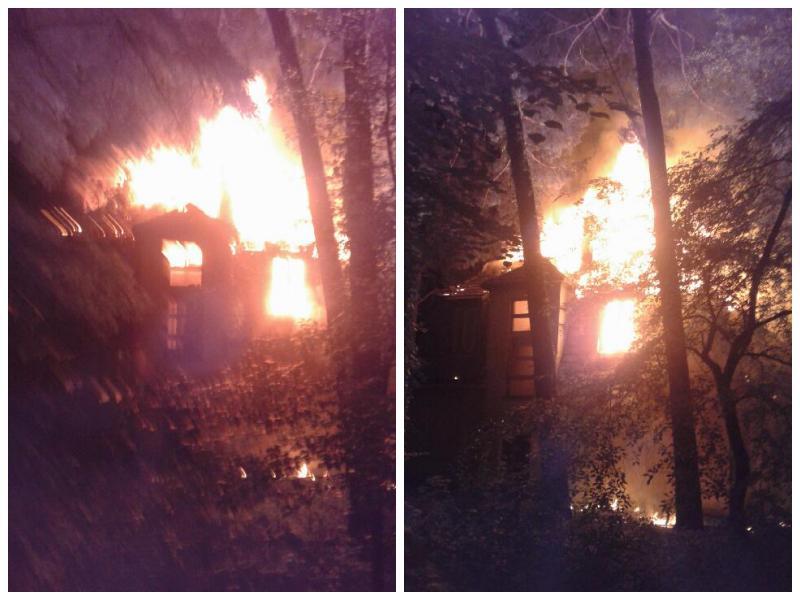 Płonie dom! Strażacy walczą z żywiołem [AKTUALIZACJE]
