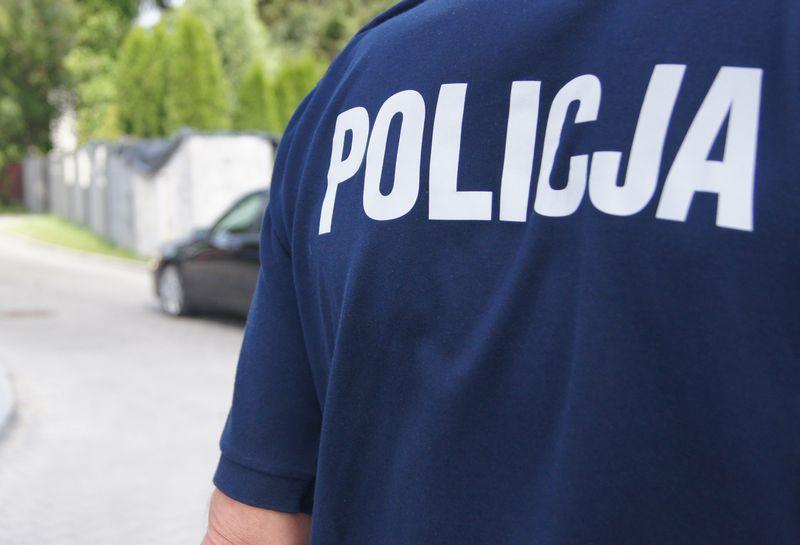 Sąsiedzka czujność i szybka reakcja policjantów