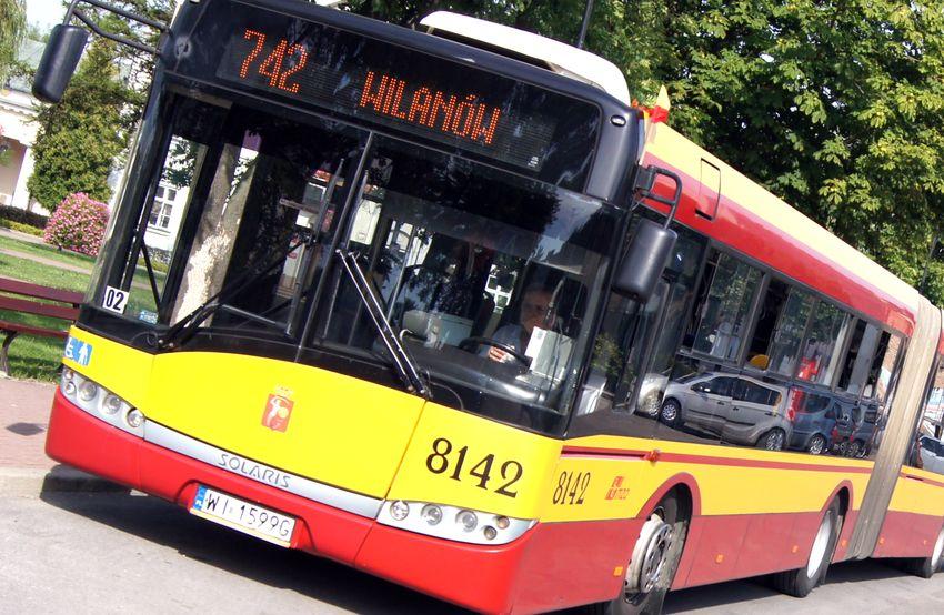 Od następnego poniedziałku autobusy ZTM pojadą na Kabaty zamiast na Wilanowską!