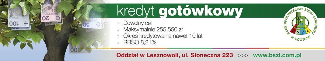 Bank Spółdzielczy w Lesznowoli