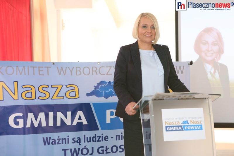 Kobieta burmistrzem Piaseczna?