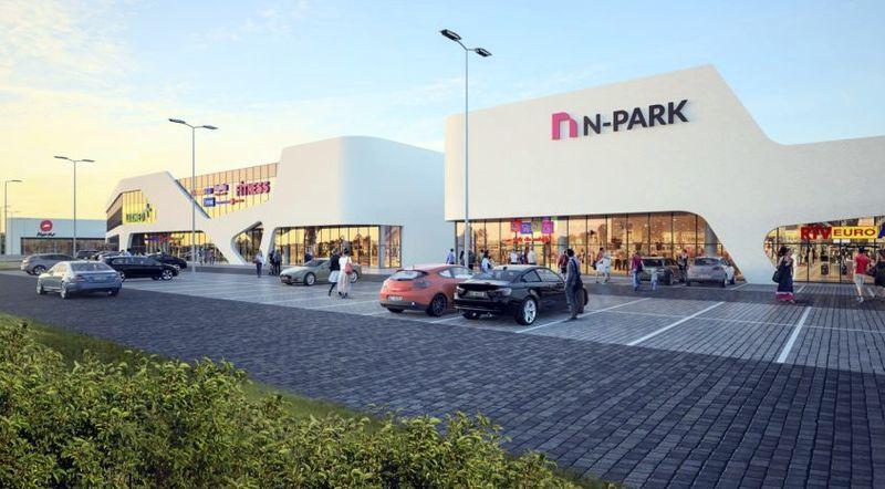 Nowy park handlowy w Starej Iwicznej otworzy podwoje 29 listopada
