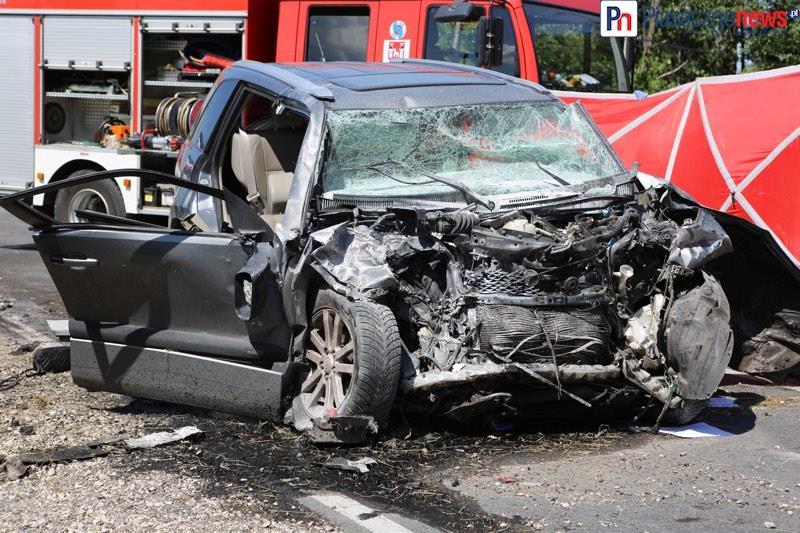 Trwa walka o życie po tragicznym wypadku!