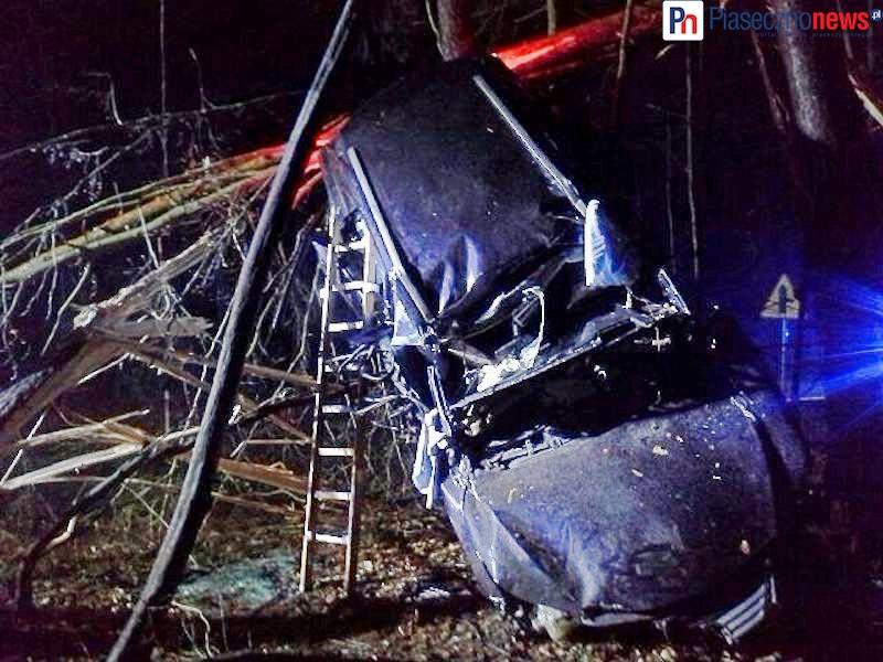 Wypadek zakończył się tragedią! Droga zamknięta w obu kierunkach