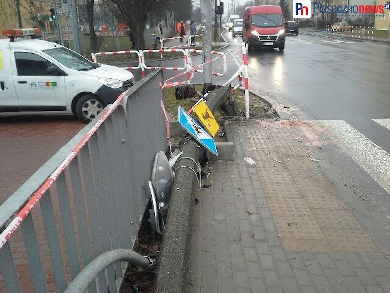 Demolka przy ul. Szkolnej