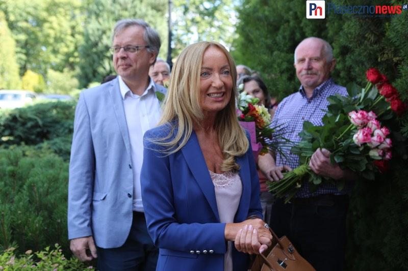 Najlepsi urzędnicy w Polsce powitali najlepszą wójt w Polsce
