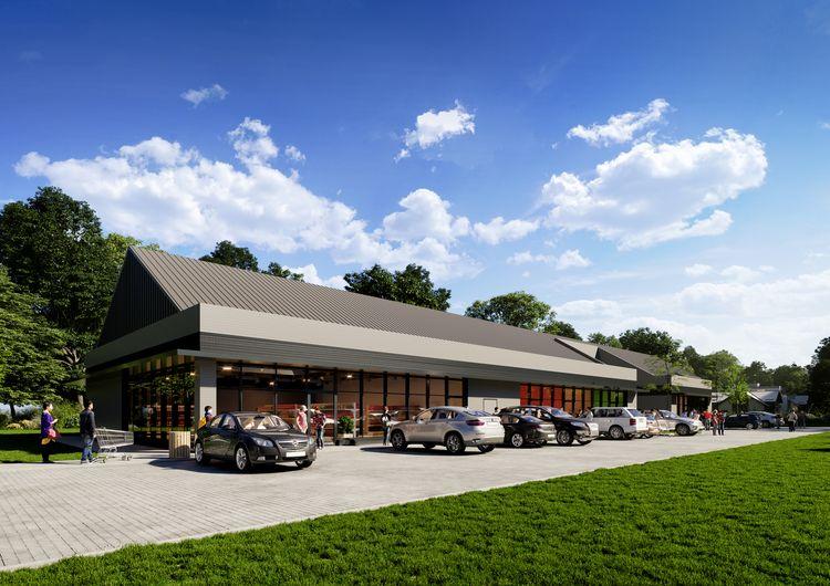 W Magdalence powstaje park handlowy. Jego otwarcie planowane jest na przełomie roku
