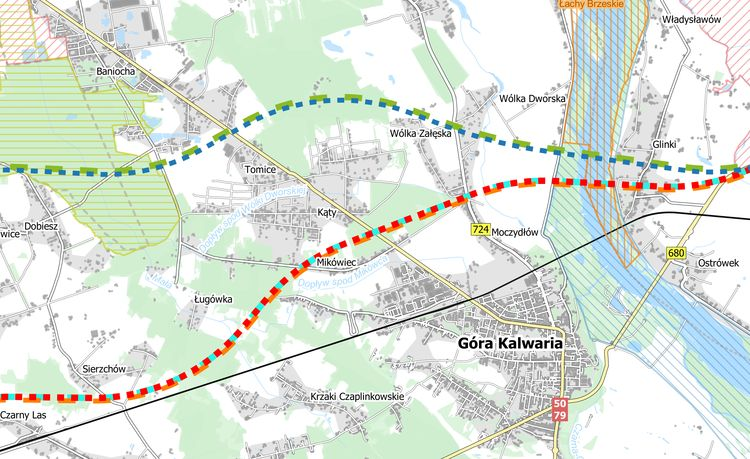 Wybudują kolejną autostradę? Mieszkańcy mogą zgłaszać swoje uwagi