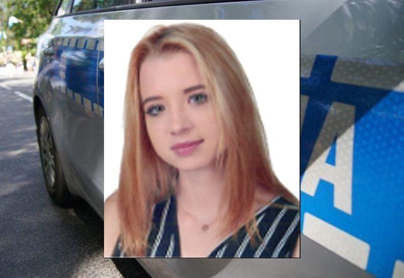 Policja poszukuje zaginionej 16-latki